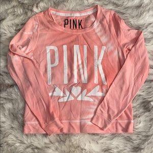 Victoria's Secret PINK Long Sleeve Sweatshirt